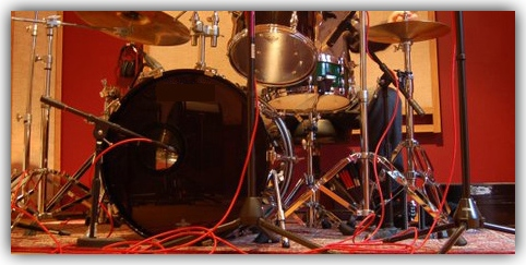 Drum lessons in Los Angeles, Glendale, Burbank, and surrounding areas.