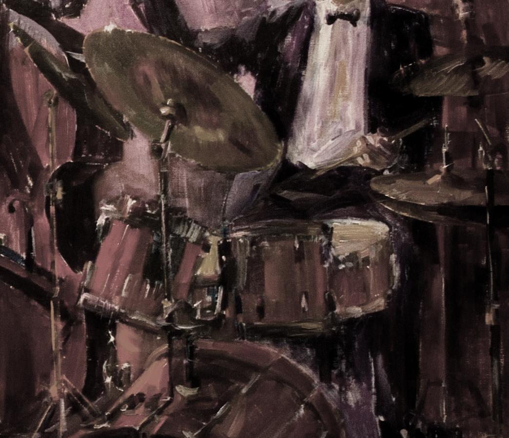 jazz-drumming